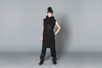 Dress Black Tree
